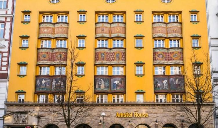 Estadia no Amstel House Berlim