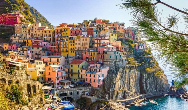 Genova a Cinque Terre