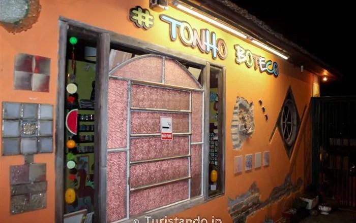 Tonho Boteco Floripa: cerveja artesanal e comida de boteco