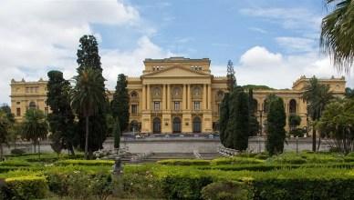 O fechamento do Museu do Ipiranga em São Paulo e seu acervo hoje