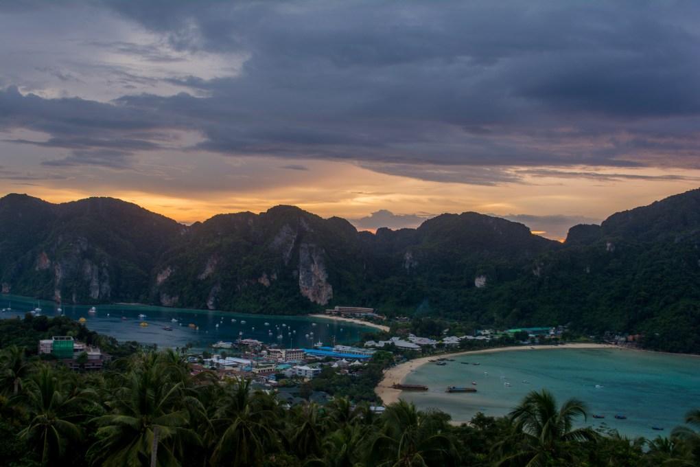 Mirante de Koh Phi Phi