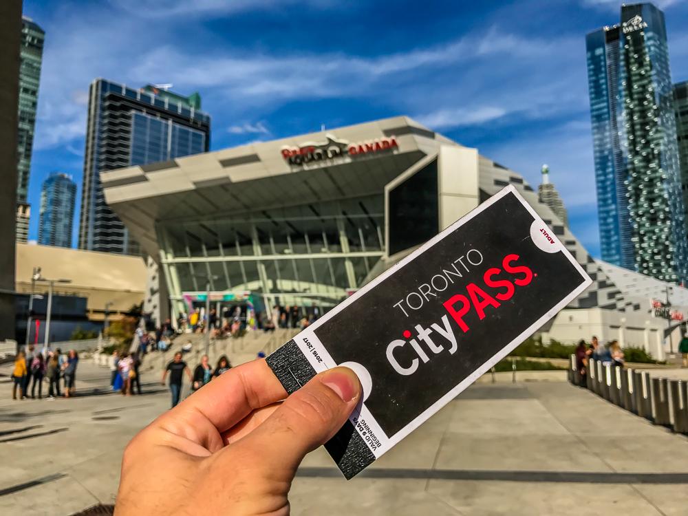 CITYPASS em Toronto