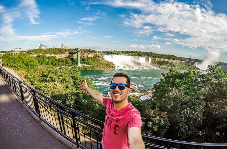 Como ir de Toronto para Niágara Falls