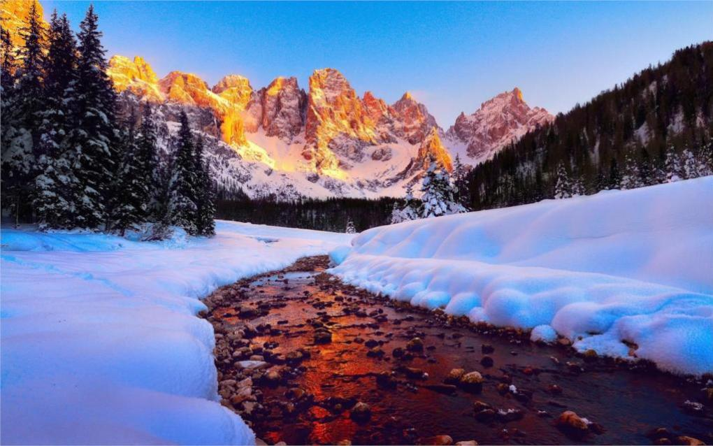 roteiro para conhecer os alpes italianos e as dolomitas