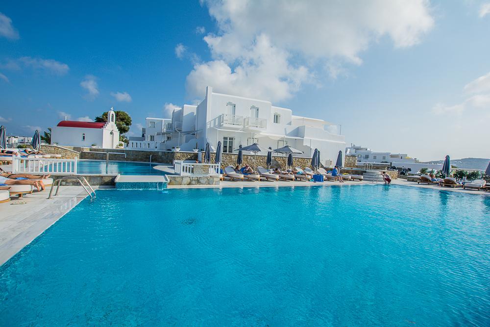 Onde ficar na ilha grega de Mykonos