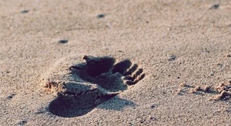 strond fotspor chris sardegne
