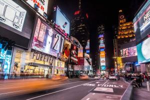 newyork timessquare Ferdinand Stöhr