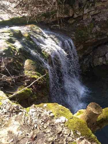 Крушевски водопад Марин скок