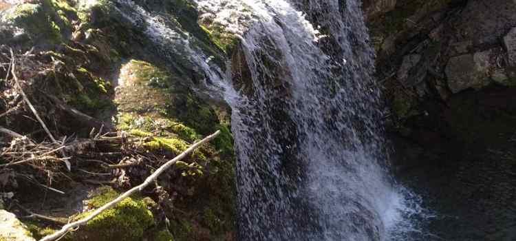 В търсене на водопади