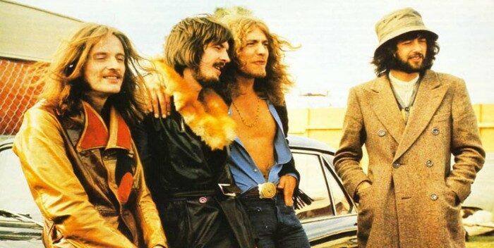 La banda Led Zeppelin revelará sus orígenes en un documental