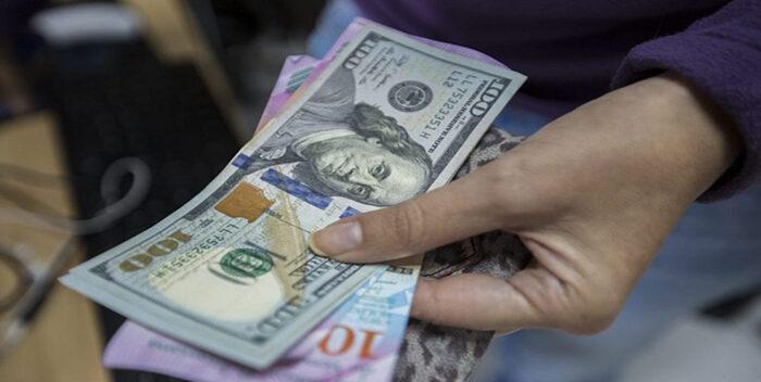 Salario integral se devaluó poco más de un dólar en julio