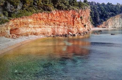 plaje alonissos grecia