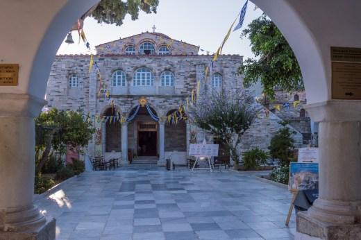 de vizitat in Paros Grecia