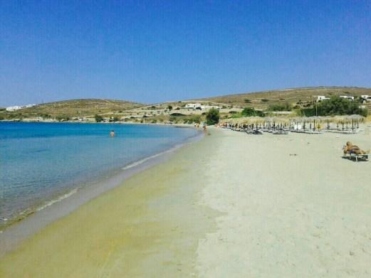 plaje Paros grecia