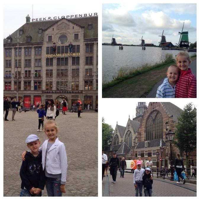 Amsterdam - downtown