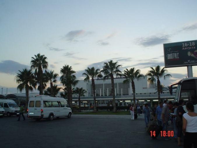 Antalya - airport