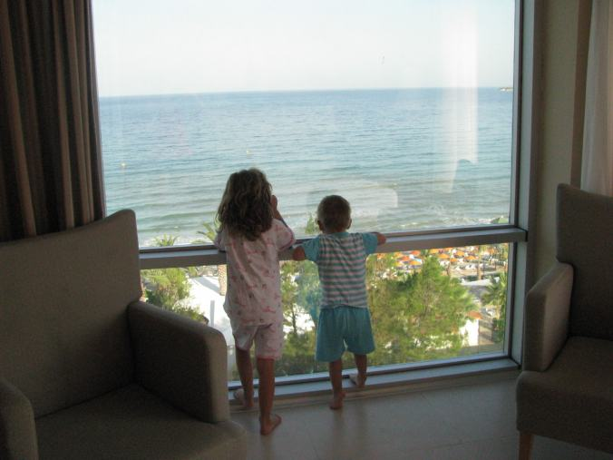 Antalya - hotel room