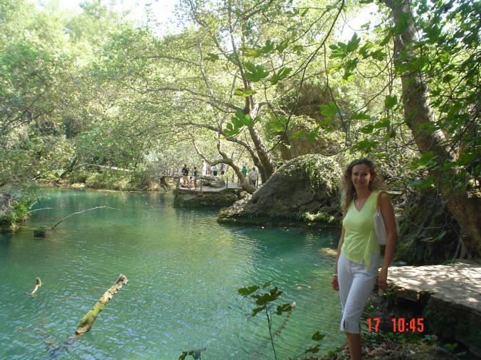 Antalya - lake
