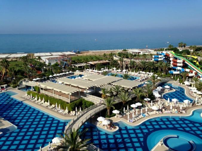 Antalya - panoramic