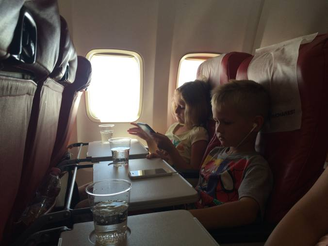 Antalya - plane to turkey