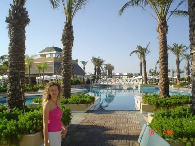 Antalya - pool