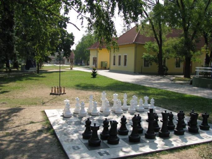 AquaPalota Gyula - gyomaendrod garden