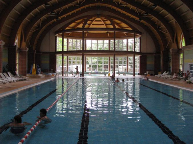 AquaPalota Gyula - gyomaendrod indoor pool
