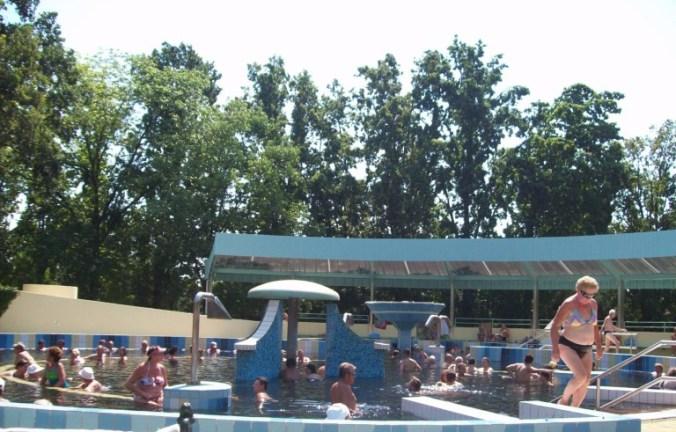 AquaPalota Gyula - thermal pool