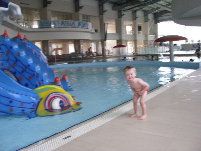 Aqualand Deva - kids pool1