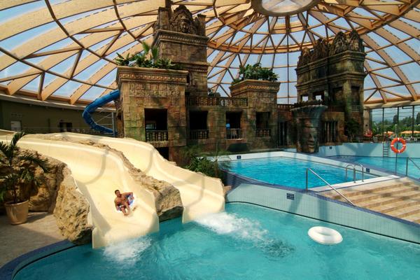 Aquaworld Budapesta - view