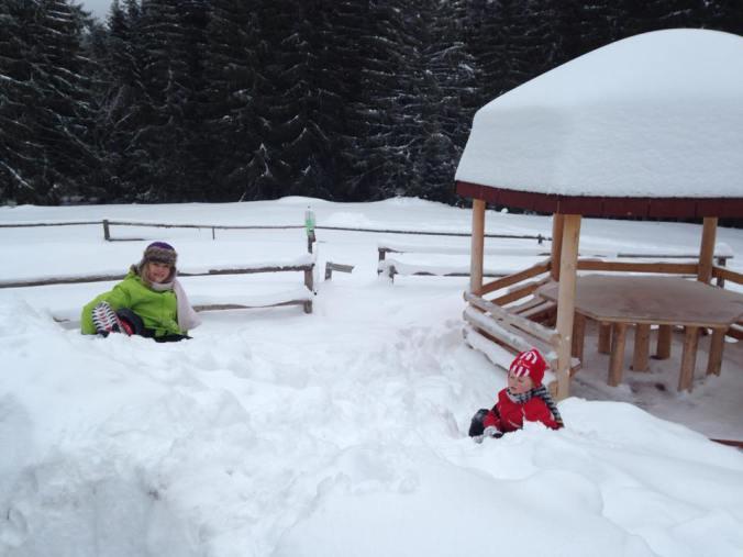 Arieseni, Sovata si Bucin - bucin winter