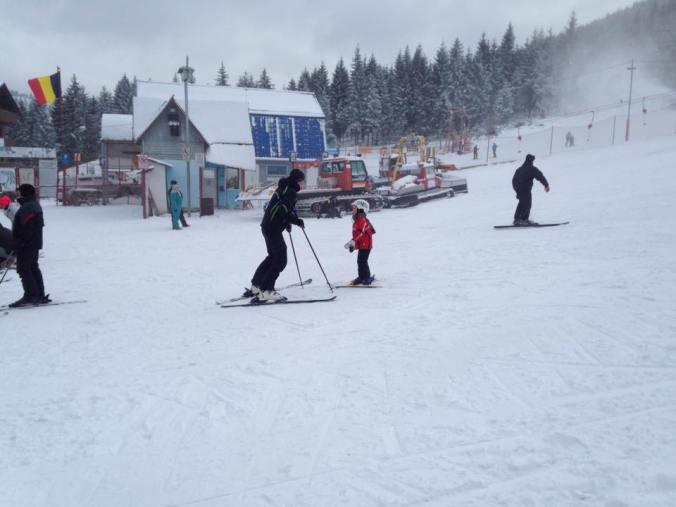 Arieseni, Sovata si Bucin - vartop skiing