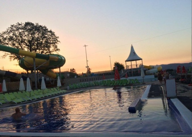 Arsenal Aquapark - pool