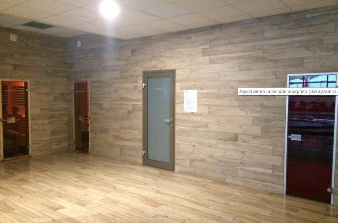 Arsenal Aquapark - sauna