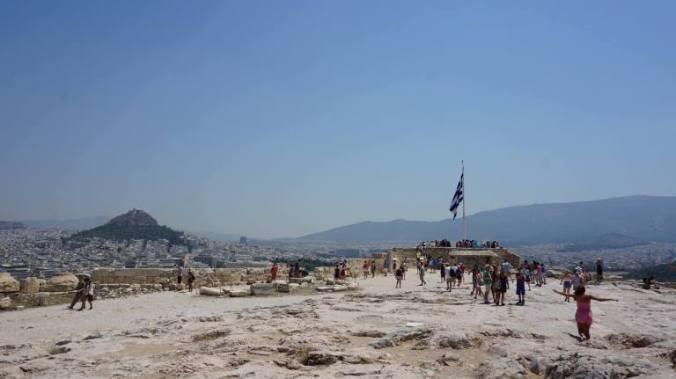 Atena - view