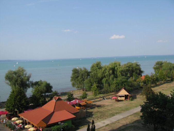 Balaton - view