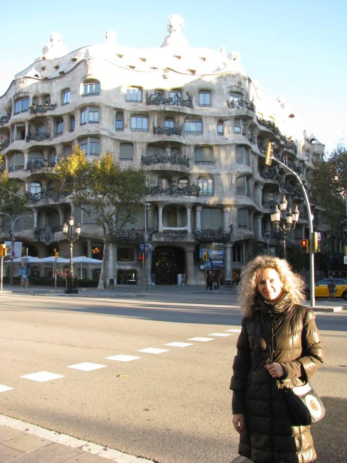 Barcelona - mila house