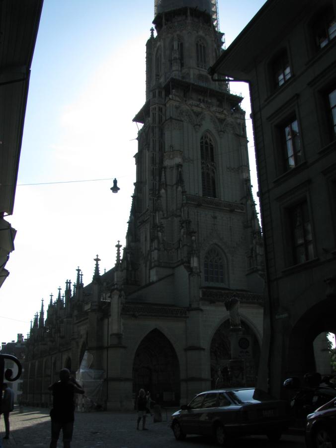 Berna - church