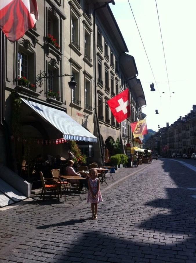 Berna - downtown