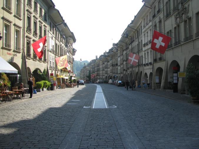 Berna - street