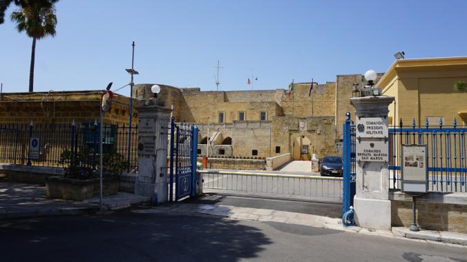 Brindisi - castle