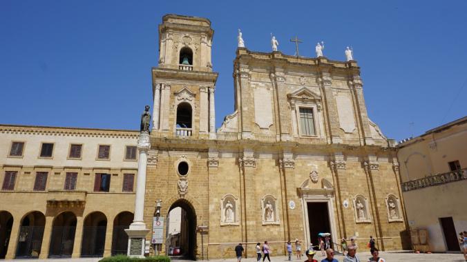 Brindisi - duomo church