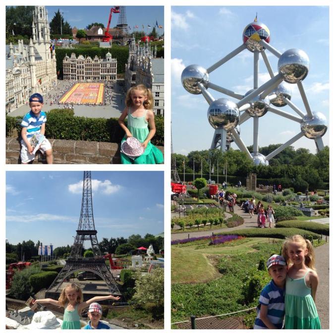 Bruxelles- mini europe tour