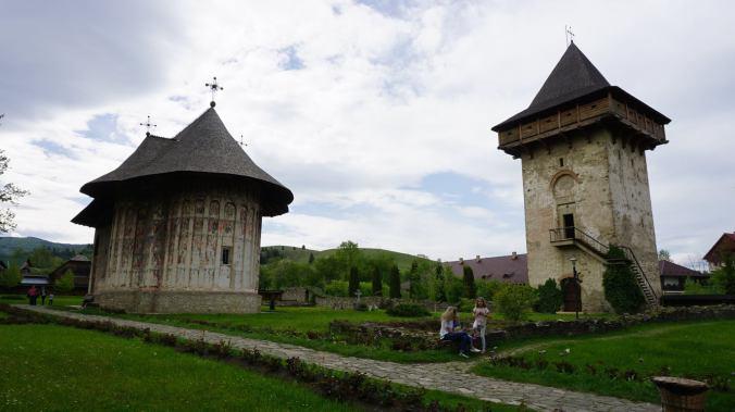 Bucovina - manastirea humorului