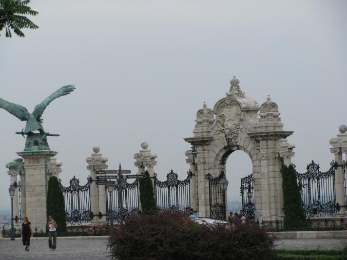 Budapesta - castle