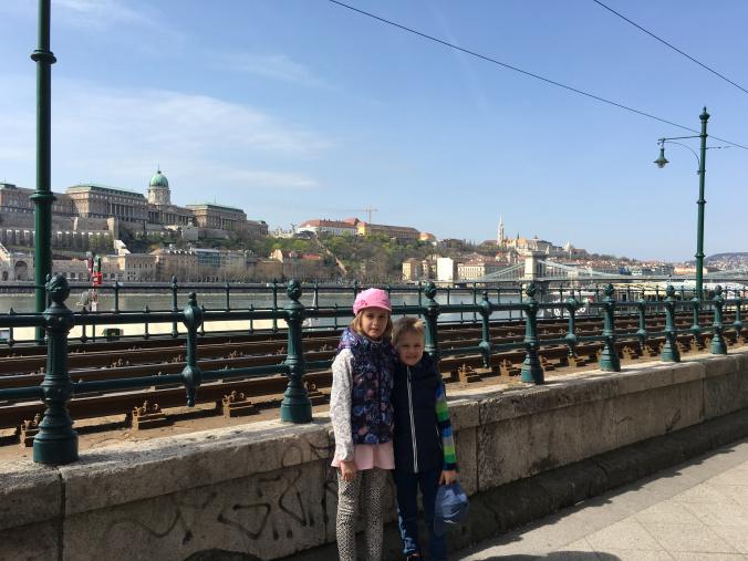 Budapesta - danube
