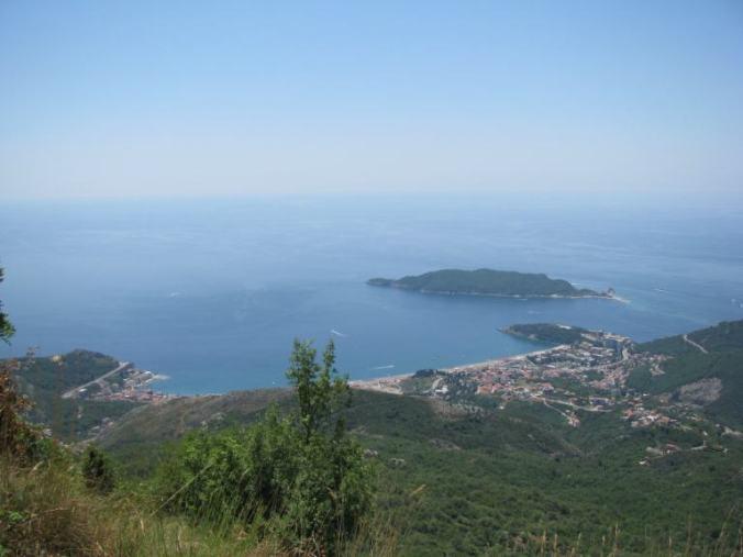Budva - view