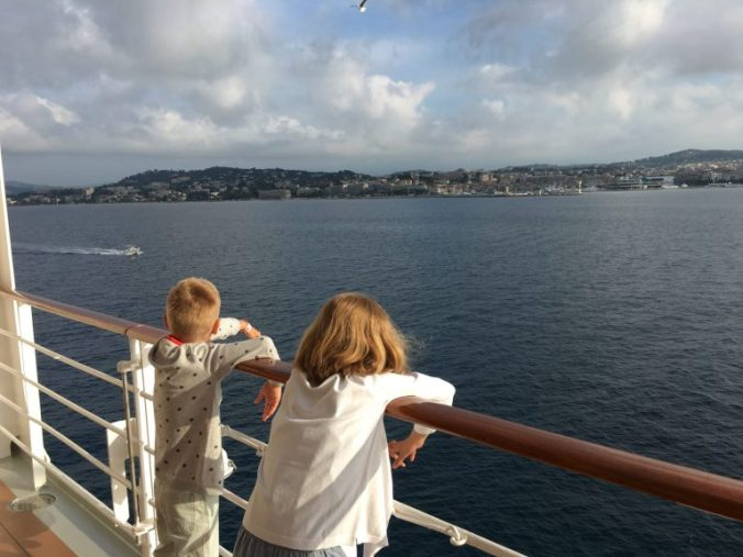 Cannes - port