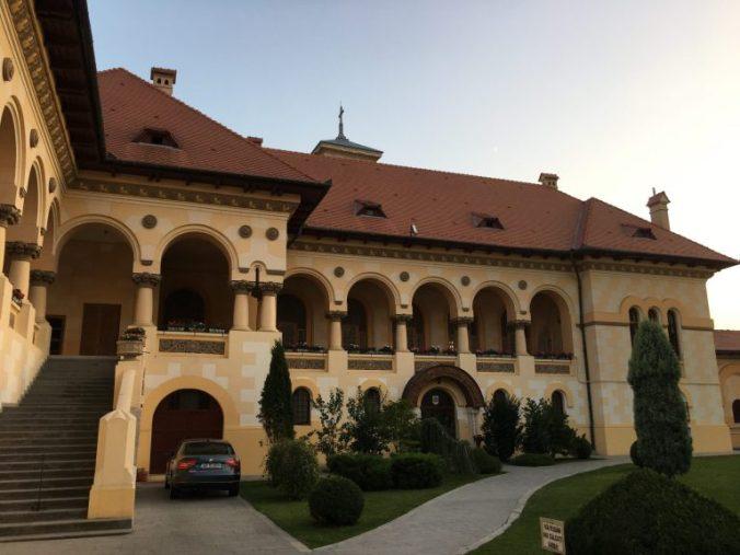Cetatea Alba-Iulia - mitropolia