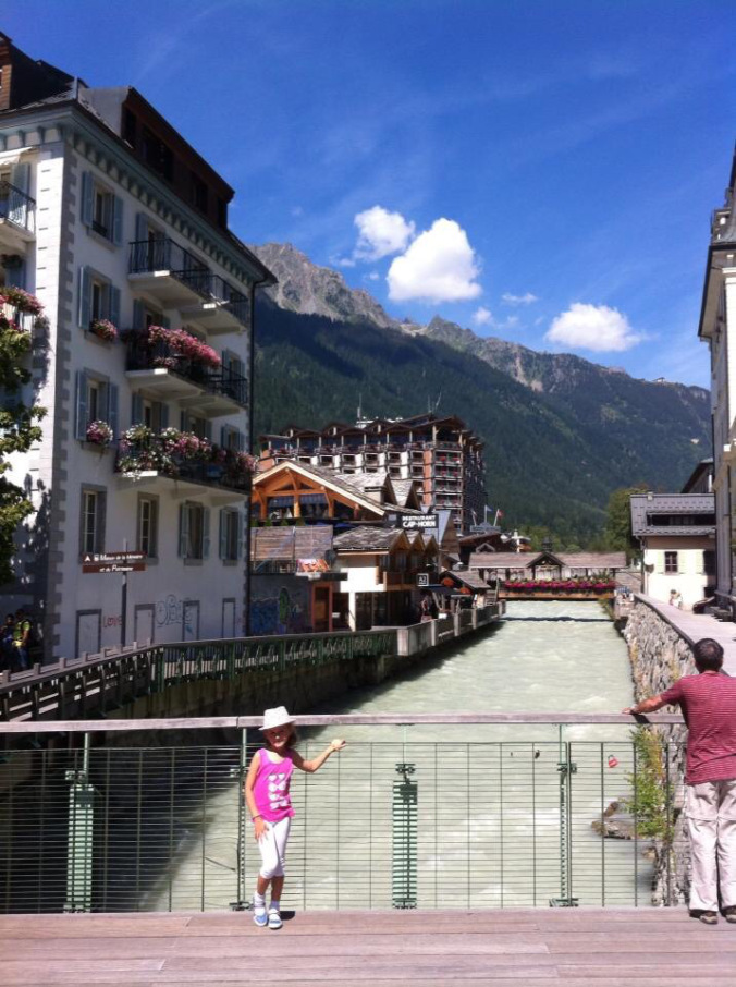 Chamonix Mont-Blanc - houses